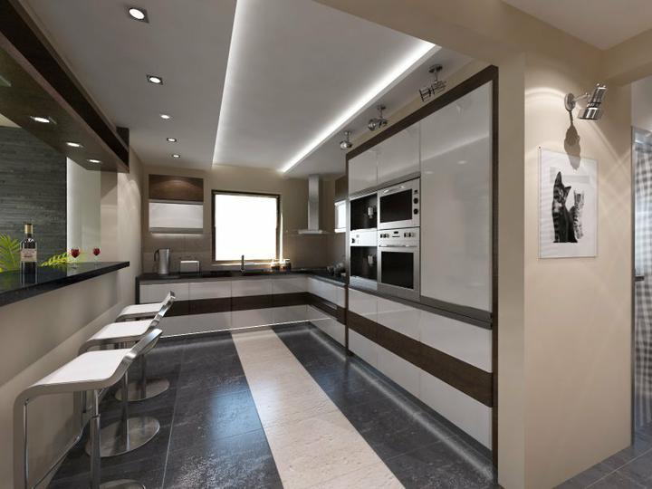 3D návrh kuchýň - Obrázok č. 254