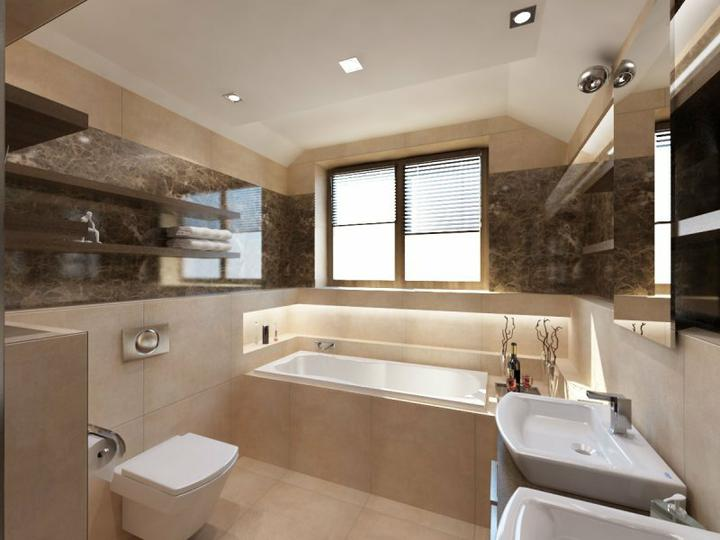 3D návrh kúpelní - Obrázok č. 240