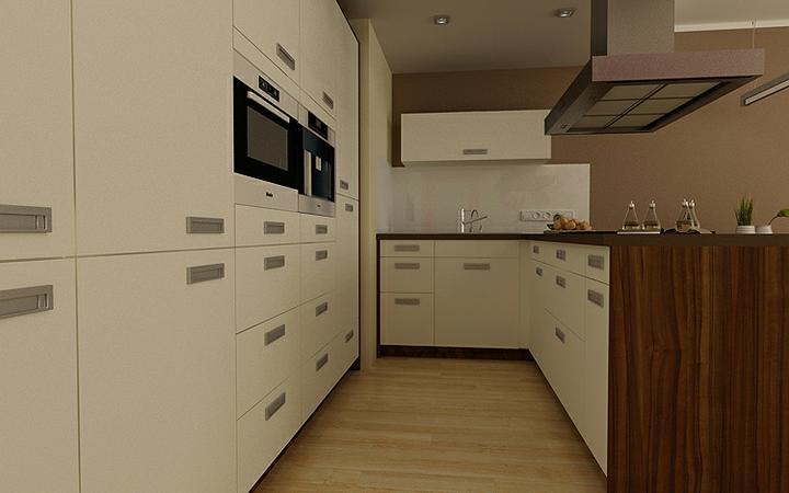 3D návrh kuchýň - Obrázok č. 260