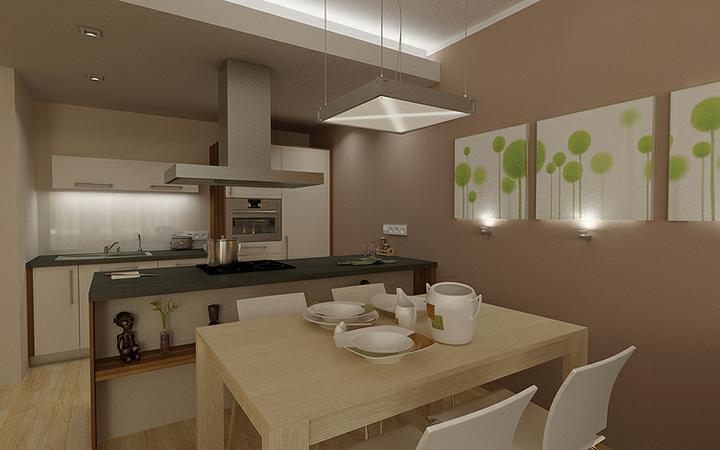 3D návrh kuchýň - Obrázok č. 258