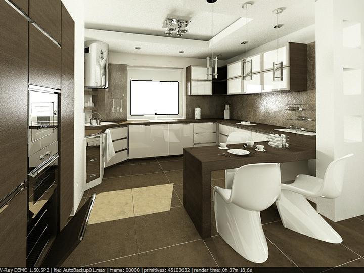 3D návrh kuchýň - Obrázok č. 271