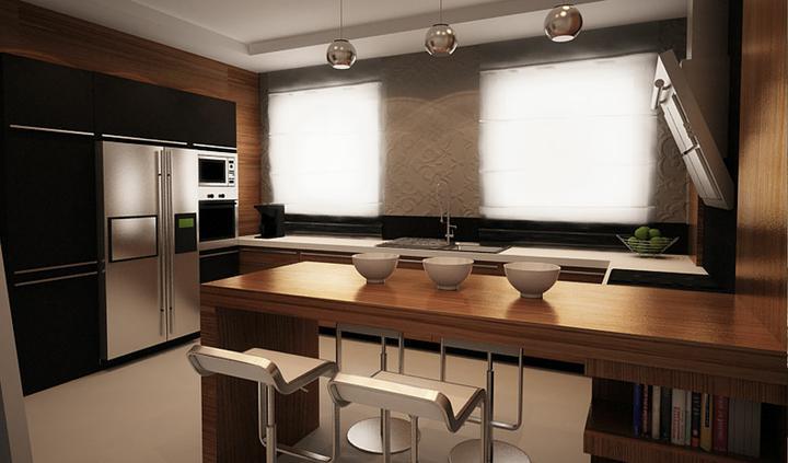 3D návrh kuchýň - Obrázok č. 272