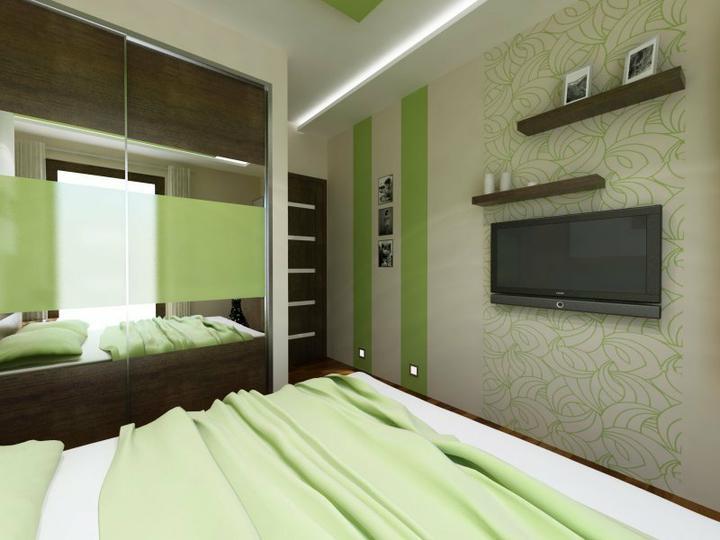 3D návrh spálni - Obrázok č. 150