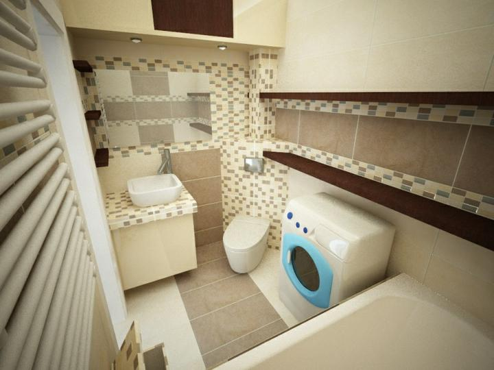 3D návrh kúpelní - Obrázok č. 247