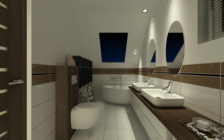 3D návrh kúpelní - Obrázok č. 249