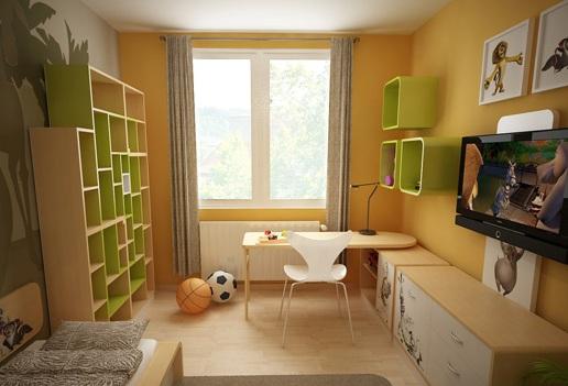 3D návrh detských izieb - Obrázok č. 208