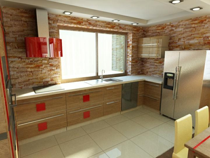 3D návrh kuchýň - Obrázok č. 277
