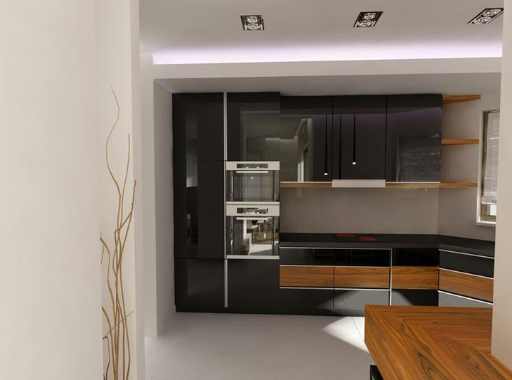 3D návrh kuchýň - Obrázok č. 278