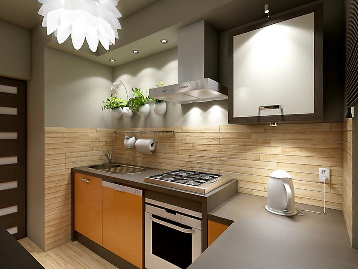 3D návrh bytových priestorov - Obrázok č. 142