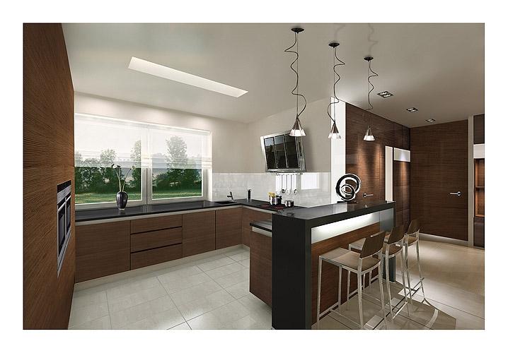 3D návrh kuchýň - Obrázok č. 293