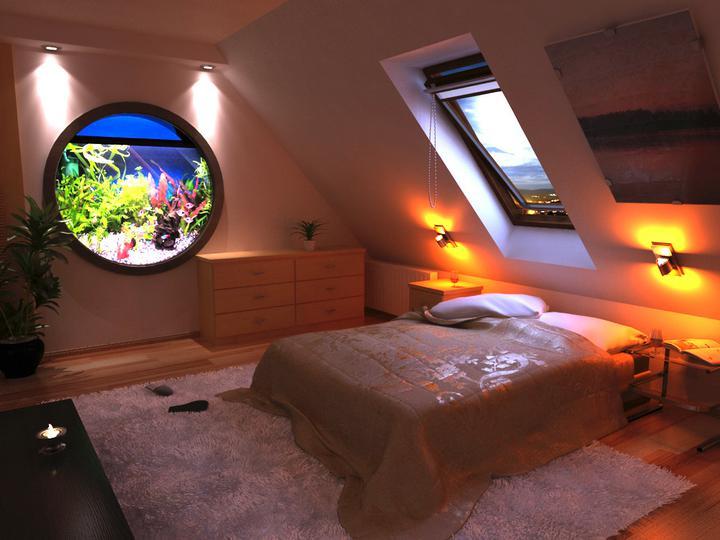 3D návrh spálni - Obrázok č. 168