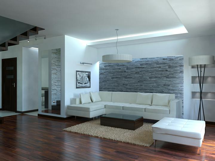 3D návrh obývačky - Obrázok č. 345