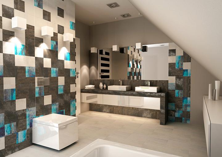 3D návrh kúpelní - Obrázok č. 272