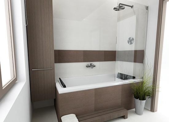 3D návrh kúpelní - Obrázok č. 274
