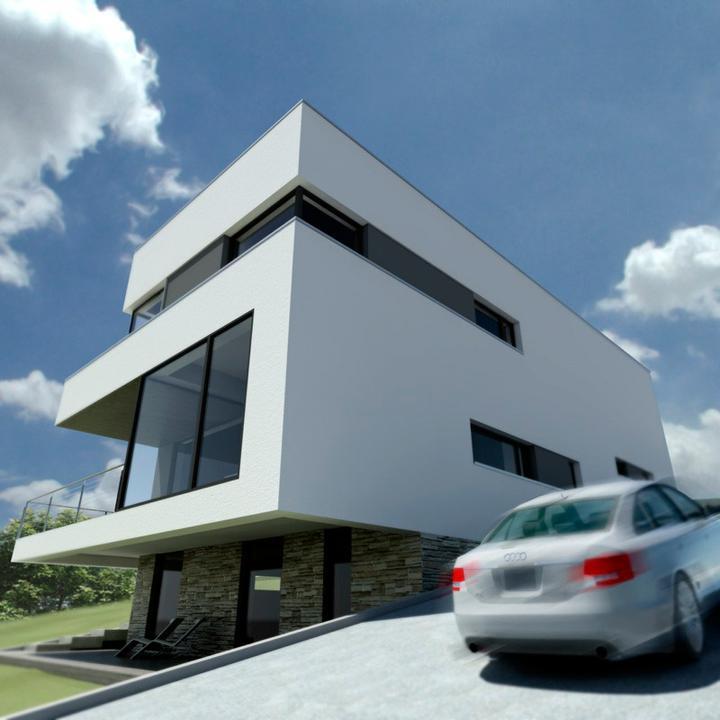 3D návrh domu - Obrázok č. 262