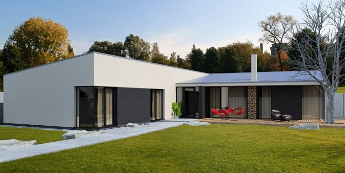 3D návrh domu - Obrázok č. 282