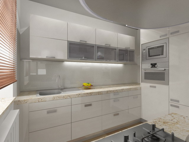 3D návrh bytových priestorov - Obrázok č. 163