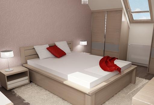 3D návrh spálni - Obrázok č. 171