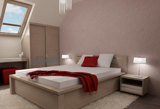3D návrh spálni - Obrázok č. 173