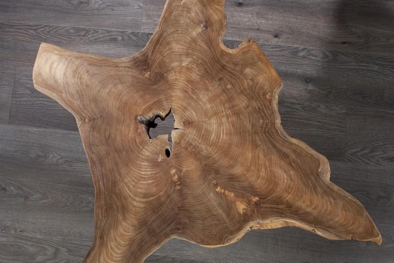 Exkluzivny konferenčný stolík z dreva Woodtok - Obrázok č. 3