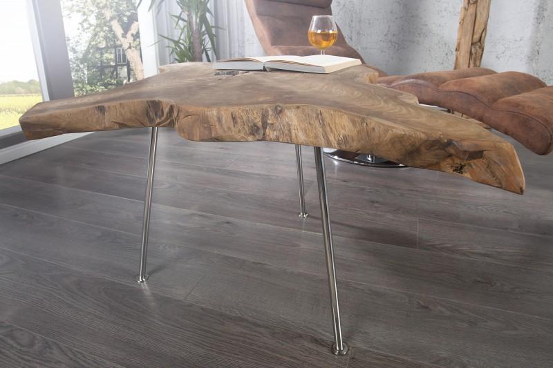 Exkluzivny konferenčný stolík z dreva Woodtok - Obrázok č. 4