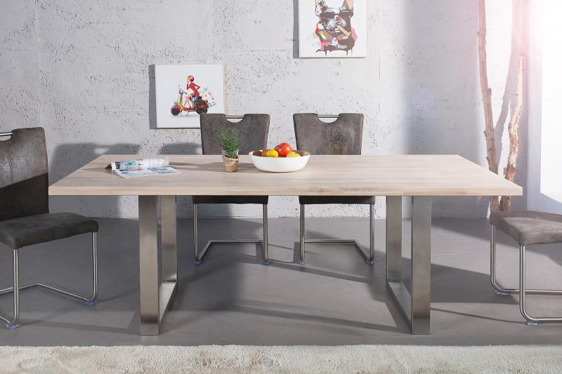 Jedálenský stôl Wootang Oak 180 - Obrázok č. 1