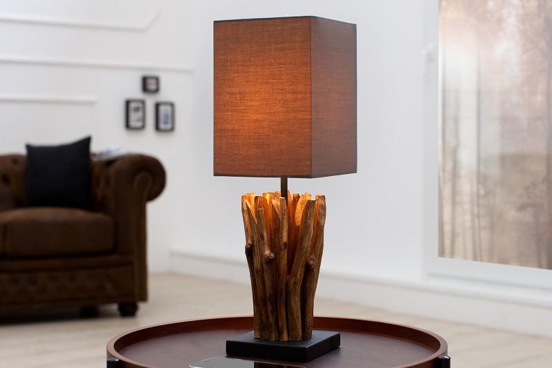 Stolová lampa Euphor Brown - Obrázok č. 1