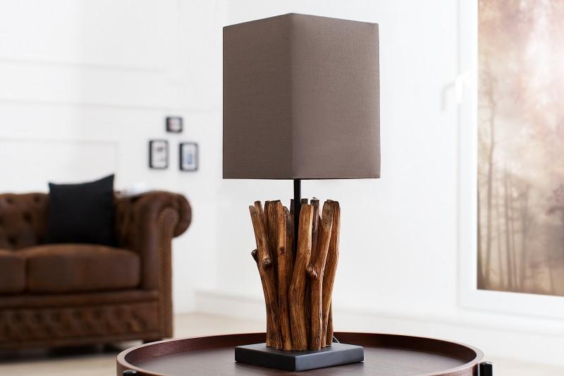 Stolová lampa Euphor Brown - Obrázok č. 2