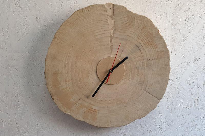 Hodiny Natur Clock - Obrázok č. 1