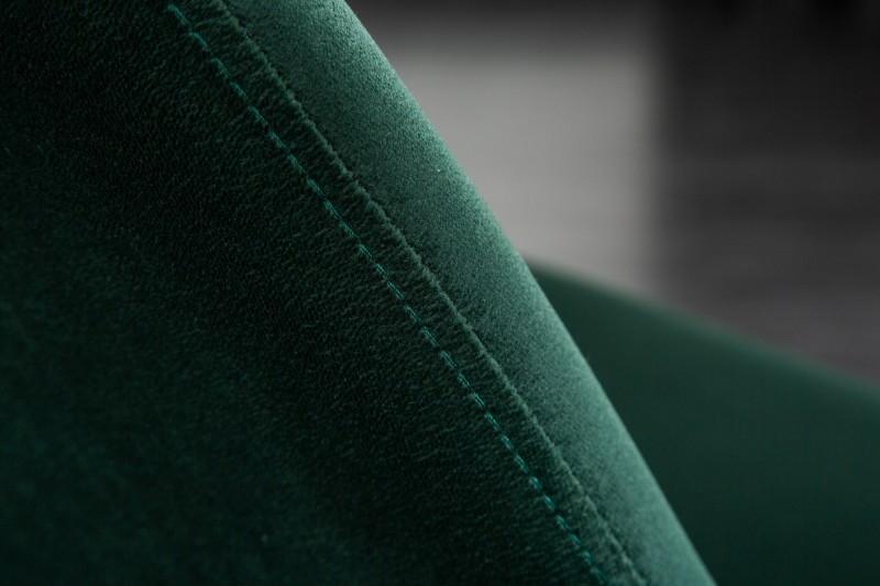 Stolička Scener Retro Dark Green - Obrázok č. 2