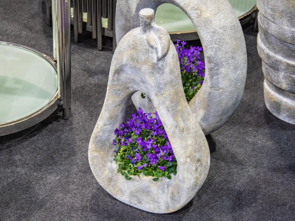 Kvetináč Pear Stone - Obrázok č. 1