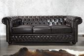 Sedačka Chesterfield 3 Brown,