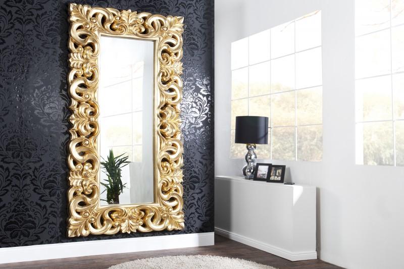 Zrkadlo Baroque L gold - Obrázok č. 1