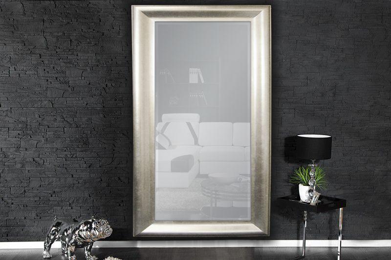 Zrkadlo Bilbao Silver Big - Obrázok č. 1