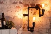 Lampa Industrial Pipe II,