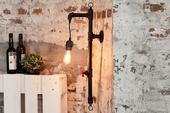 Lampa Industrial Pipe,