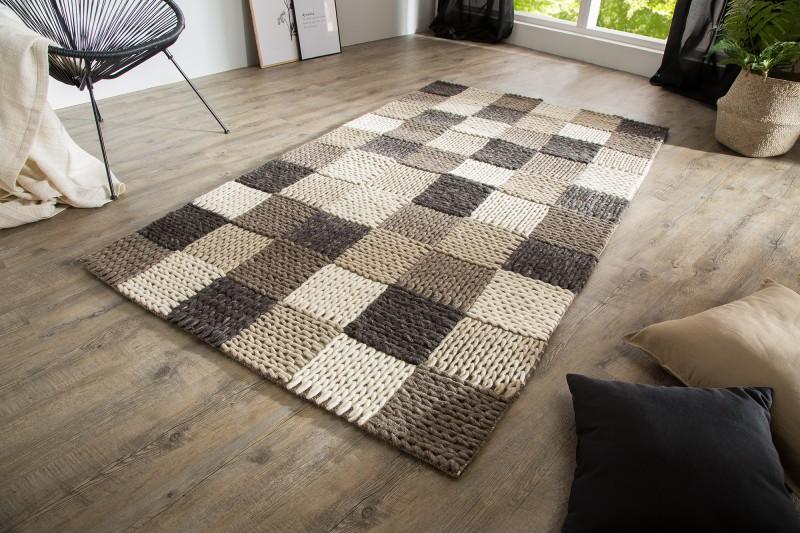 Koberec Yarn patchwork - Obrázok č. 1