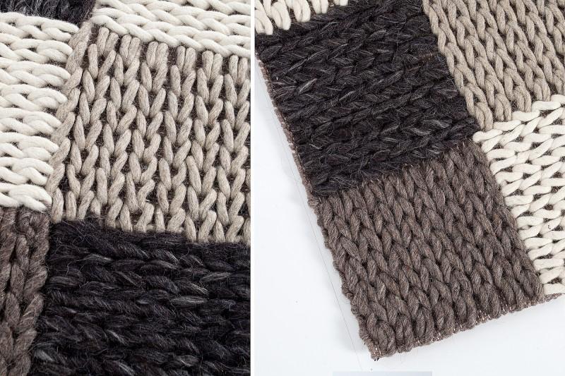 Koberec Yarn patchwork - Obrázok č. 2