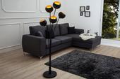 Stojanová lampa Studio gold III,