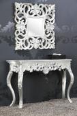 Konzola Venice Silver,
