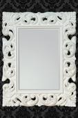 Zrkadlo Bonder II White,