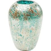 Váza Moonscape Turquoise 22cm,