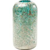 Váza Moonscape Turquoise 31cm,