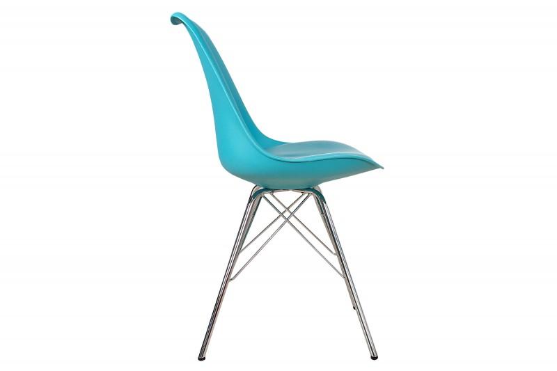 Stolička Scener Chair Retro Tyrkys - Obrázok č. 2