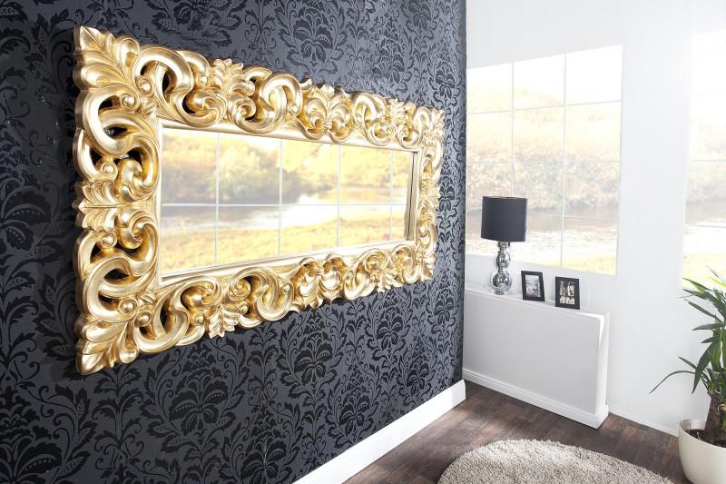 Zrkadlo Baroque L gold - Obrázok č. 2