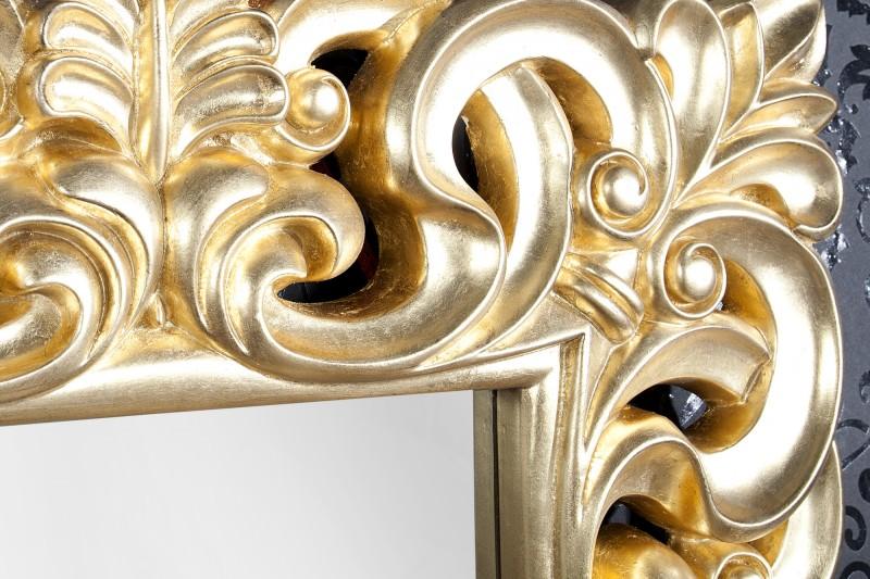 Zrkadlo Baroque L gold - Obrázok č. 3