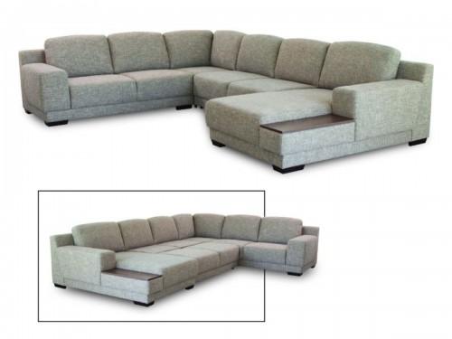 Interier I - Obývacie izby a sedacie súpravy - Sedačka Linda