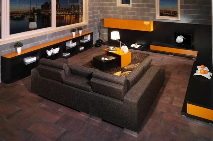 Interier I - Obývacie izby a sedacie súpravy - Obrázok č. 18