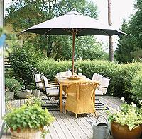 Exterier II - Záhrady - Takúto terazku budeme mať :-)