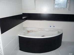 Horná kúpelňa hotová :-)